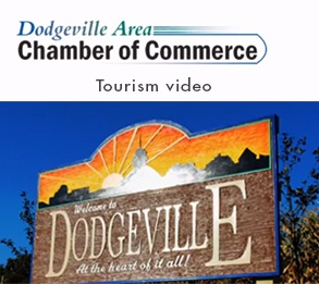 Dodgeville Chamber of Commerce 2016 Tourism Video