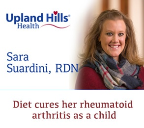 Sara Suardini Registered Dietitian Upland Hills Hospital