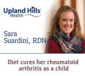 Sara Suardini Registered Dietitian Upland Hills Hospital