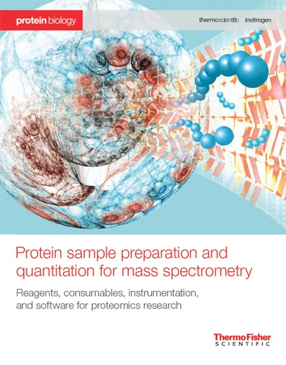 ThermoFisher Protein Sample Prep and MS HB-184 pgs
